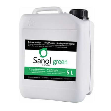 sanol-green-product