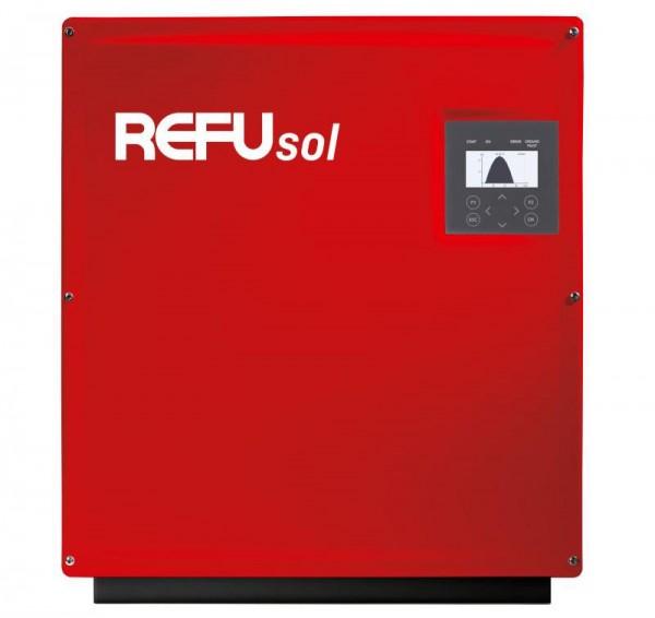 REFUsol 13K Wechselrichter